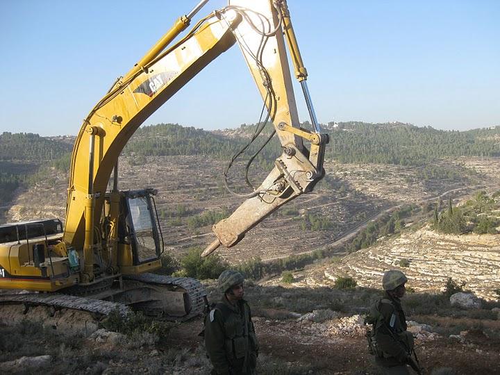 Vidéo : la résistance des Palestiniens face à l'accaparement de leurs terres