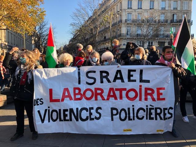 """Manifestation samedi à Paris contre la loi """"sécurité globales""""  et le projet de loi """"séparatisme"""""""