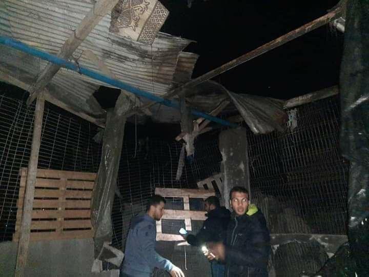 Deuxième jour consécutif de bombardements sur Gaza