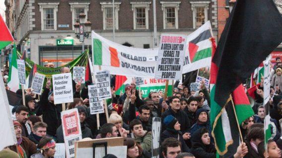 BDS : Plus de 1 000 artistes irlandais s'engagent à boycotter Israël