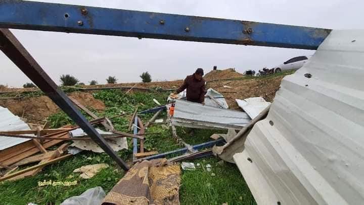 Nouveaux bombardements sur la bande de Gaza !
