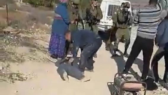 Quadriplégie… le cadeau du nouvel an d'Israël pour Haroun Abu Iram (Vidéo)