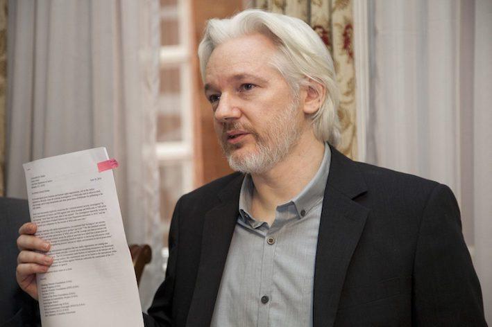 Victoire pour Julian Assange !