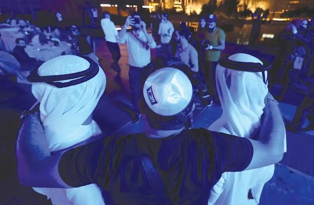 Le tourisme sexuel des Israéliens à Dubaï.