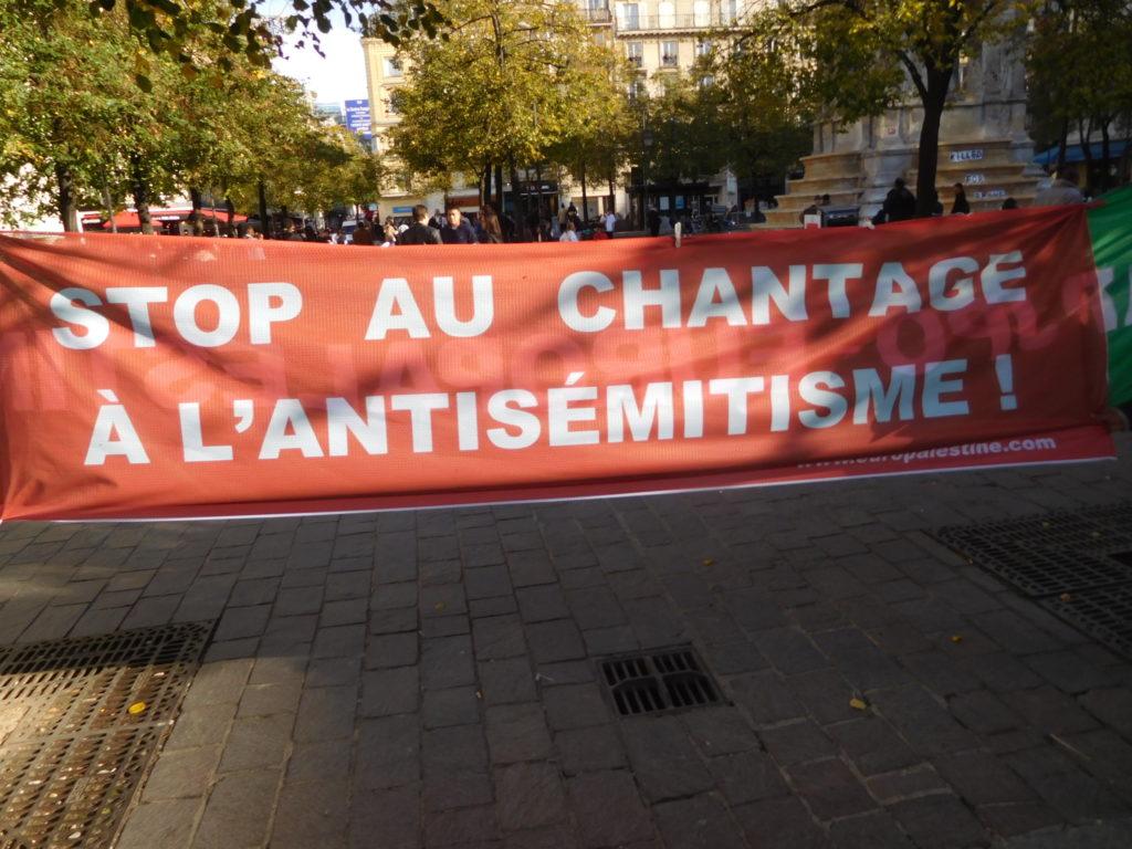 """Gideon Levy : """"On a raison d'être antisioniste"""""""