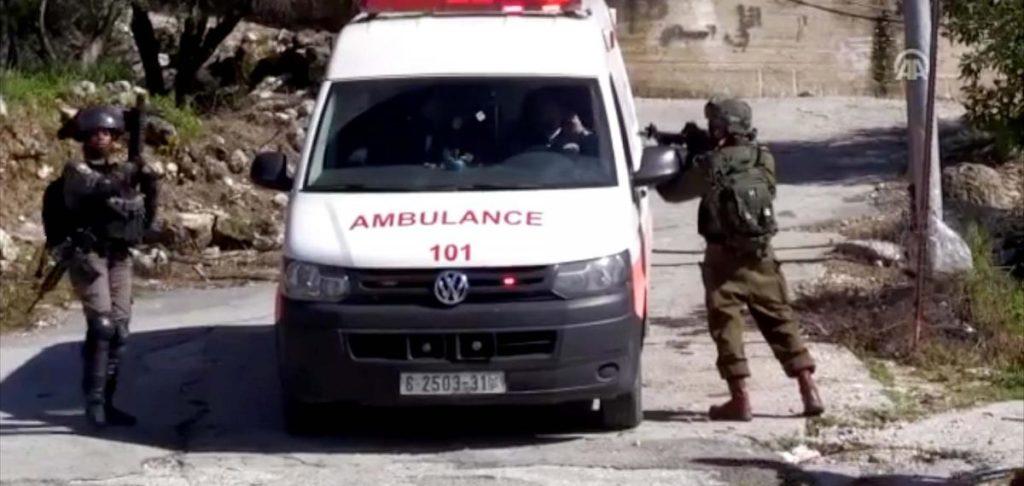 Oui, l'armée israélienne attaque les ambulances (palestiniennes, évidemment)