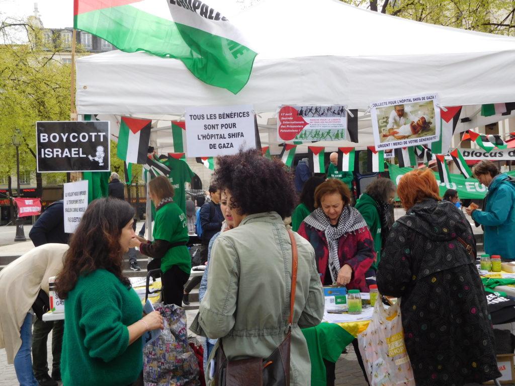Appel à rassemblement pour la Palestine ce samedi à Paris !
