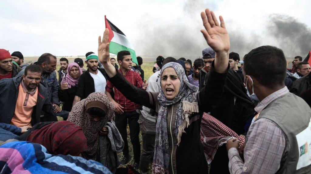 Covid : Israël refuse l'entrée de vaccins à Gaza. Halte au terrorisme d'Etat !
