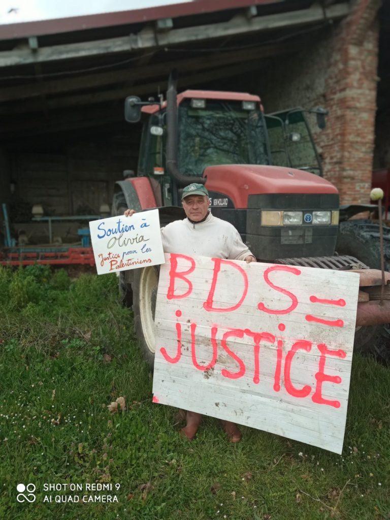 BDS jusqu'au fin fond des campagnes !