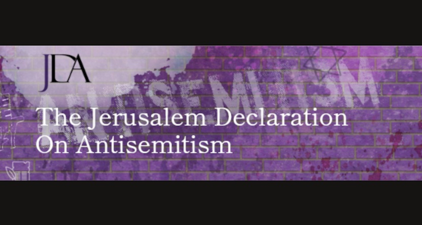 Remise des pendules à l'heure avec une autre définition de l'antisémitisme