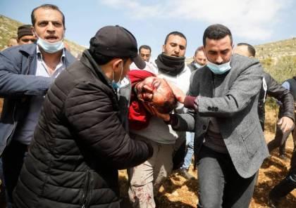 Pendant que Macron enlace tendrement le président israélien, l'armée d'occupation assassine