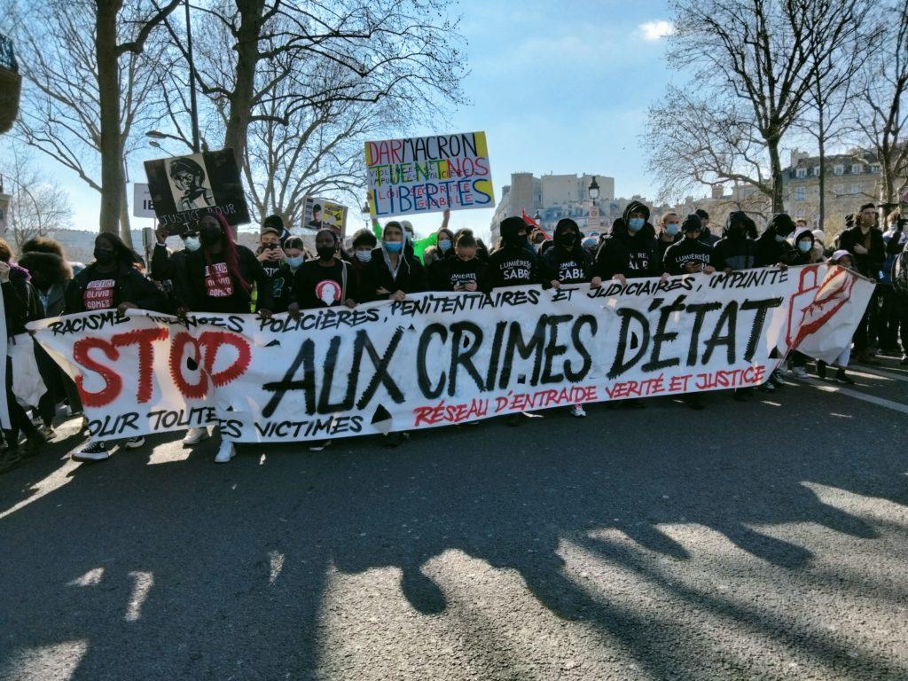 Marche des solidarités (Photos)