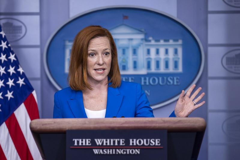 La porte-parole de Biden, Jen Psaki, au service de l'espionnage israélien