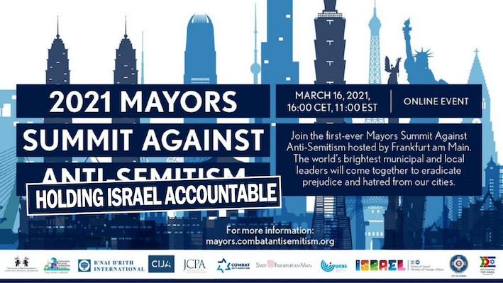 Des maires italiens se retirent  d'un Sommet destiné à protéger Israël de ses responsabilités