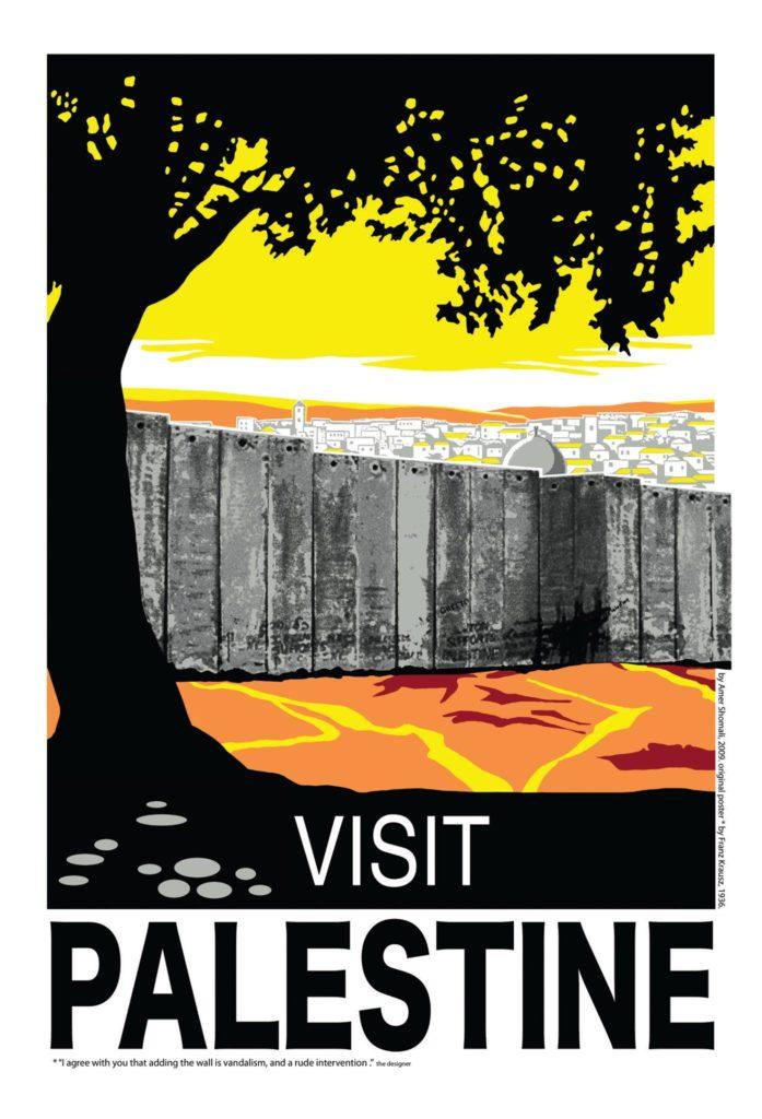 """Guide de la TV nationale canadienne :""""Ne mentionnez  pas le mot Palestine, et ne montrez jamais de carte représentant la Palestine"""""""