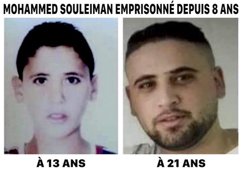 Détention des enfants palestiniens : Premier contact avec la famille de Mohammed Souleiman (Vidéo)