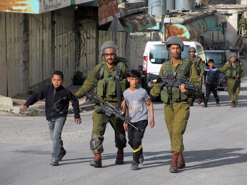 Campagne contre la détention des enfants palestiniens (Vidéo-6, sous-titrée en arabe)