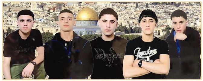 Votre aide pour la nouvelle campagne contre la torture et la détention des enfants palestiniens !