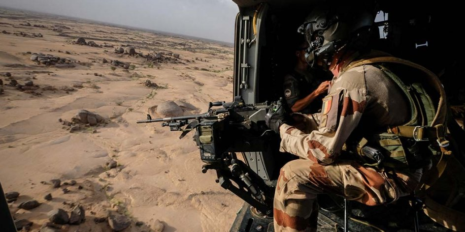 Retrait de l'armée française du Mali !