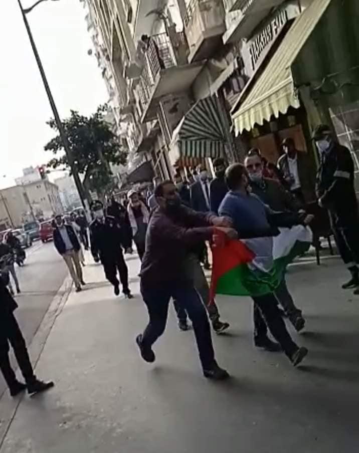 Journée de la Terre : des Marocains manifestent contre la normalisation avec Israël malgré la répression
