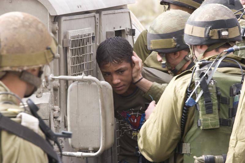 Détention et torture des enfants palestiniens (Vidéo 4)
