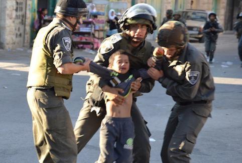 Stop à la torture des enfants palestiniens ! (Vidéo-18)