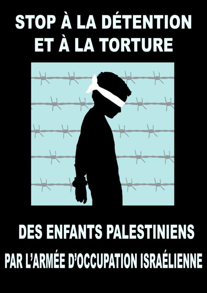 Comment les enfants palestiniens arrêtés par l'occupant sont amenés à plaider coupable (Vidéo-10)