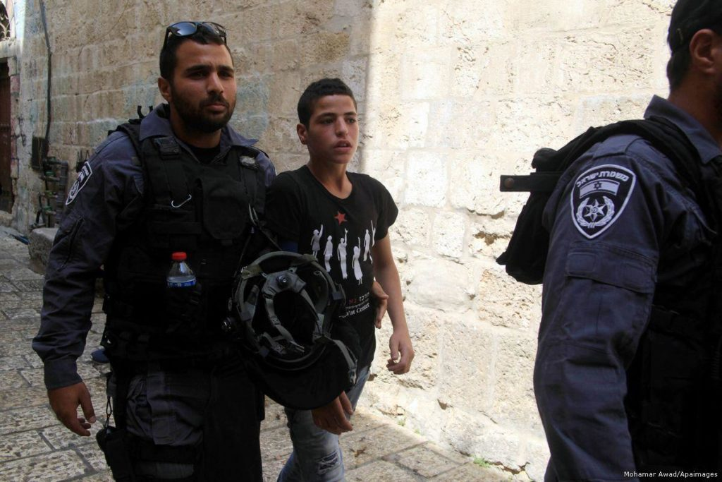 Arrestation massive de Palestiniens depuis le cessez-le-feu