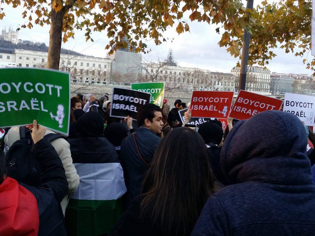 Les Lyonnais se préparent pour leur manifestation de samedi (Vidéo)