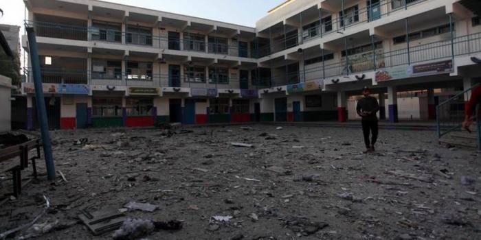 Israel annonce son intention de bombarder deux écoles de Gaza