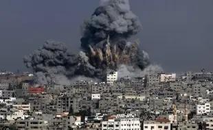 Israël bombarde la bande de Gaza : 9 morts, dont plusieurs enfants