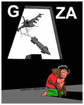Soutien aux Palestiniens : Appels à manifestations en France cette fin de semaine