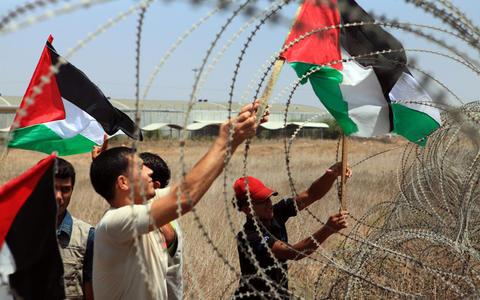 Rassemblement à la mairie de Stains ce mercredi, en solidarité avec le peuple palestinien