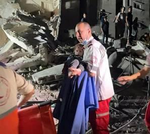 Collecte pour Gaza : nous poursuivons pour l'Hôpital Shifa