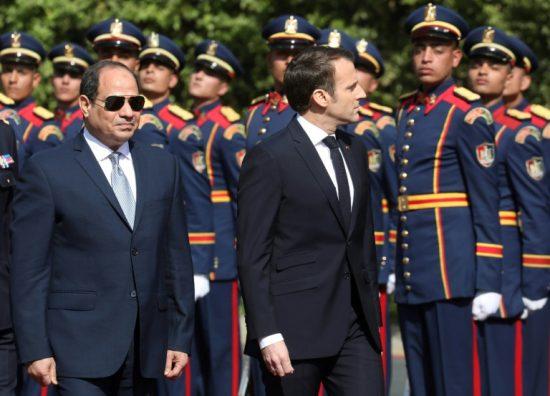 Nouveau marché de brigands : Dassault-Macron vend ses Rafale à la dictature égyptienne