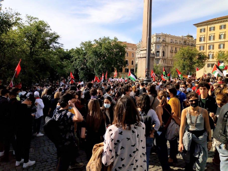 Palestine : Mobilisations en France et à l'étranger