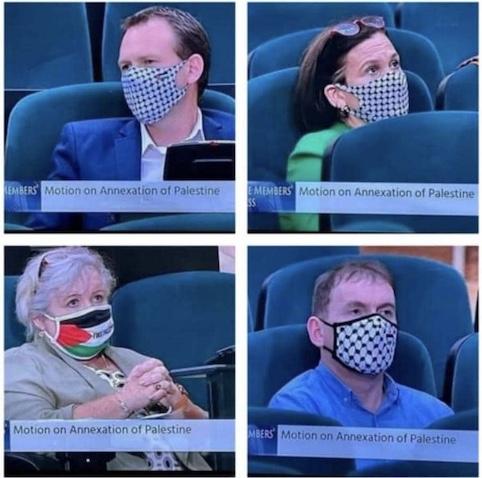 Des députés irlandais réclament l'expulsion de l'ambassadeur d'Israël (Vidéo)
