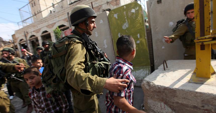 Ils tirent sur les enfants palestiniens pendant un marathon à Jérusalem-Est (Vidéo)