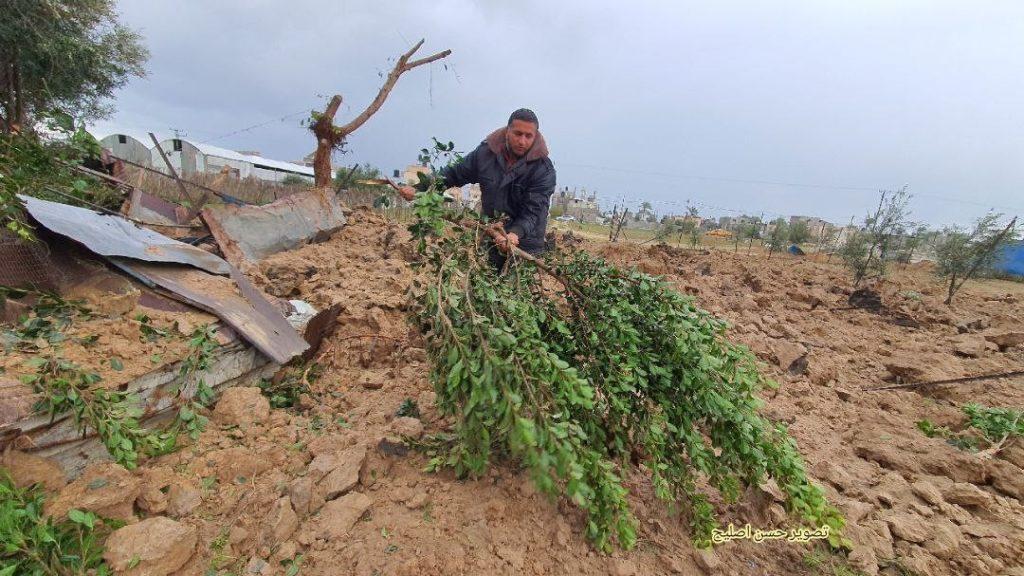 Comment Israël s'est employé à détruire le secteur agricole à Gaza (Vidéo)