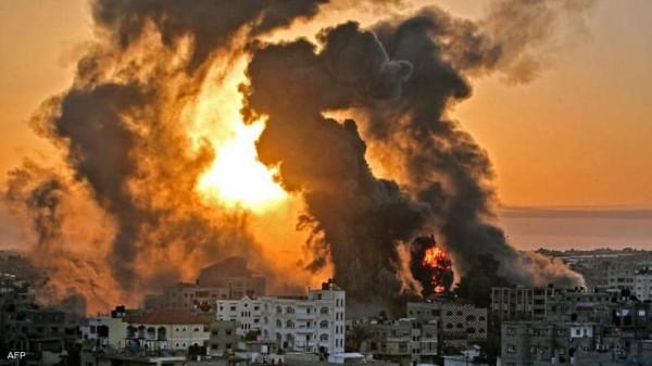 Bombardements intensifs sur la bande de Gaza