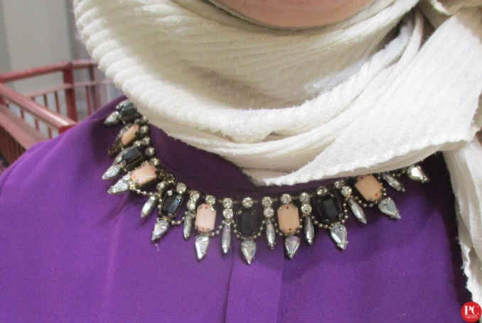Un collier qui bloque tout un checkpoint en Palestine occupée