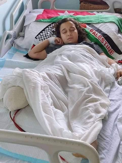 Collecte : Les remerciements  de l'hôpital Shifa (vidéo)