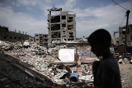 Le traumatisme permanent des enfants de Gaza