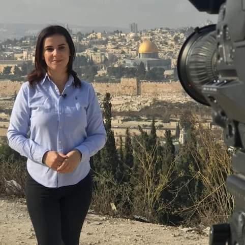 Encore deux journalistes blessés à Jérusalem ! (Vidéo)