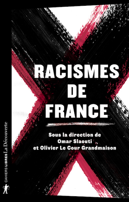 """""""Racismes de France"""" : ce samedi à 17 H à la librairie Résistances"""
