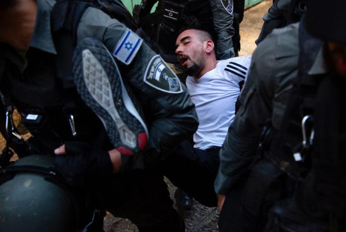 La Palestine au jour le jour : Semaine du 7 au 15 juin