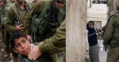 Jérusalem-Est : l'occupant arrête tous les jours des enfants palestiniens (Vidéo)