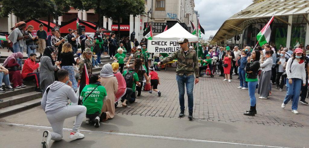 Beau rassemblement en soutien à la Palestine ce samedi à Paris (Photos)