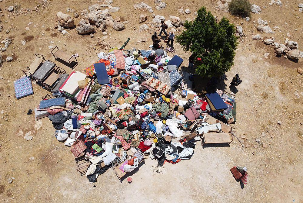 Aucun prix à payer pour la destruction d'un village palestinien ?