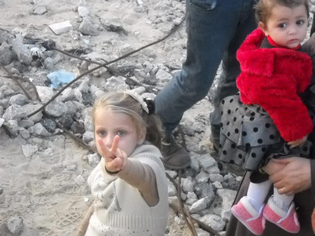 La résistance à Gaza, c'est aussi cela (courte vidéo)